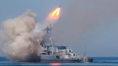 Русия провежда военни учения в Японско море