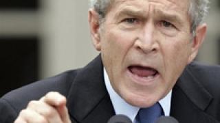 Буш отказа да чества смъртта на Осама с Обама