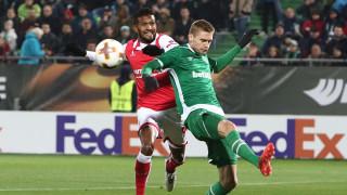 Жалко! Лудогорец изпусна нова победа срещу Брага в последните минути