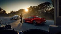 Toyota продаде на търг първата Supra за $2,1 милиона