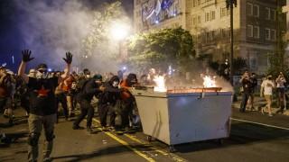 Бели расисти, Сорос, Русия и крайнолеви обвинявани за протестите в САЩ