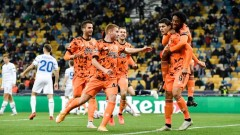 Ювентус се справи с Динамо в Киев