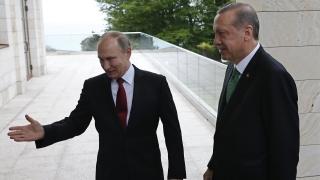 От Африн - клонката за Ердоган, а маслинката за Путин?