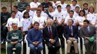 """Южноамериканският Платини"" пое Боливия"