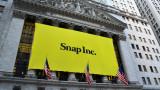 Как едно съобщение в Twitter изтри $1,3 милиарда от стойността на Snap
