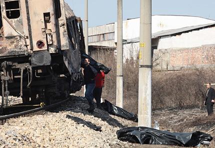 Влакът, София-Кардам, пожарът. Спомняте ли си?