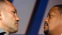 Кобрата: Аз съм сред най-добрите в тежка категория, Букър е сериозен съперник
