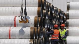 """Сърбия приключи с полагането на тръбите за """"Турски поток"""""""