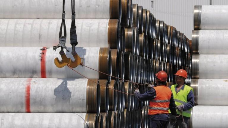Гръцка компания строи газовата връзка България – Гърция