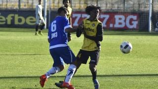 Ботев се развихри срещу последния във Втора лига