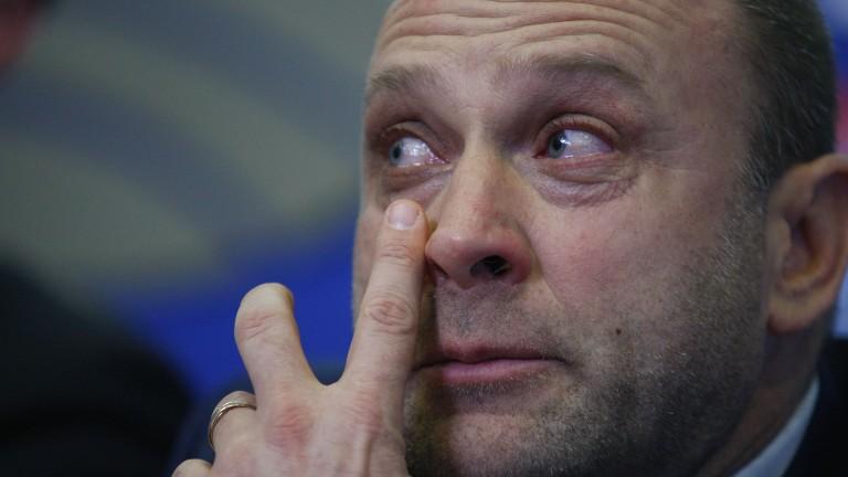 Емил Наков за Тити: Обичаше ЦСКА, стана от Левски заради Кривия, танцува при Ботев, вя знамена за Локо