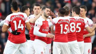 В Арсенал доволни от летните сделки на трансферния пазар