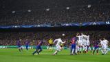 Радостта на феновете след шестия гол на Барса предизвикала земетресение, констатира сеизмолог