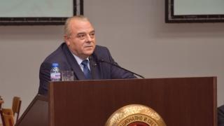 Преизбраха проф. Стати Статев за втори мандат ректор на УНСС
