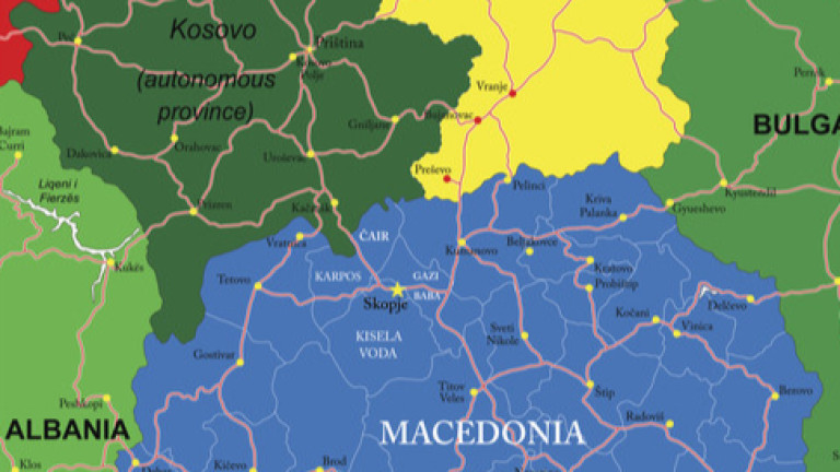 Македонец в Албания възмутен от геноцид с признаването на българското малцинство