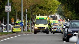 Броят на жертвите при нападенията в Крайстчърч достигна 51 души