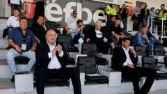 Министър Красен Кралев изрази задоволството си от българските фенове