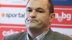 Хвърли оставка изпълнителният директор на ЦСКА
