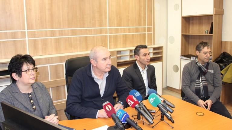 Снимка: До седмица сезират прокуратурата при нарушения на трите строежа по Черноморието