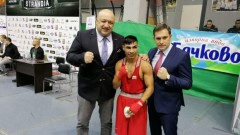 Красимир Инински пожела на всички наши боксьори олимпийски квоти