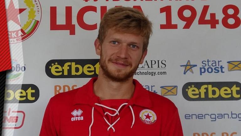 Светослав Диков продължава кариерата си във втородивизионен словенски тим