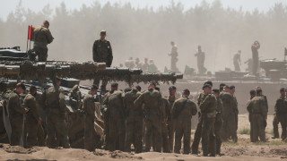 Германия отряза САЩ за изпращането на сухопътни войски в Сирия