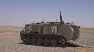 Армията на Израел се похвали с прецизен минометен снаряд