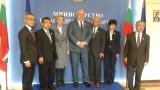 Министър Кралев прие делегация от японския град Мураяма, който ще посрещне гимнастичките ни преди Токио 2020