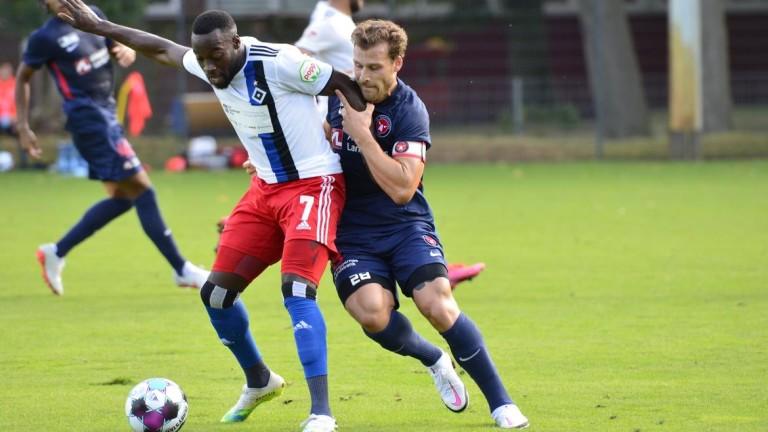 Мидтиланд загря за Лудогорец с успех срещу популярен германски тим