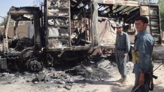 Испания започна изтеглянето на контингента си от Афганистан