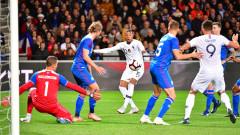 Франция и Исландия не се победиха в контрола - 2:2
