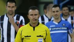 Дадоха дербито Левски - Лудогорец на Ивайло Стоянов