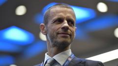 """Шест страни казаха """"да"""" на Александър Чеферин за президент на УЕФА"""