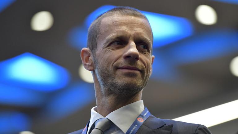 Няколко скандинавски страни подкрепиха президента на УЕФА - Александър Чеферин,