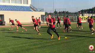 ЦСКА тренира без Манолев и Дюлгеров