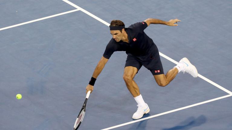 Федерер: Жалко е, че срещаме Вавринка още в първите кръгове, сега отново играе с Григор