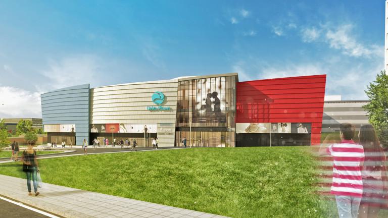 През пролетта на 2019 година Варна ще има нов търговски