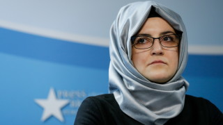Саудитска Арабия планирала да шпионира годеницата на Кашоги във Великобритания