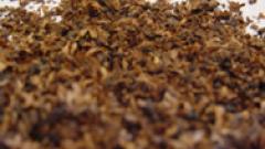 Иззеха 63 кг нарязан тютюн