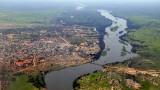 200 милиона души в Африка разчитат на една река за прясна вода. Но тя започва да изчезва