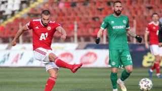 Белгийци започнали преговори с ЦСКА за Георги Йомов?