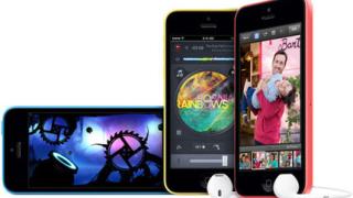 Втора степен изгаряния от iPhone 5C
