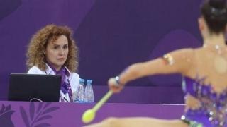 Мария Петрова на съдийски семинар в Баку