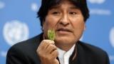 Моралес води на изборите в Боливия, но отива на балотаж