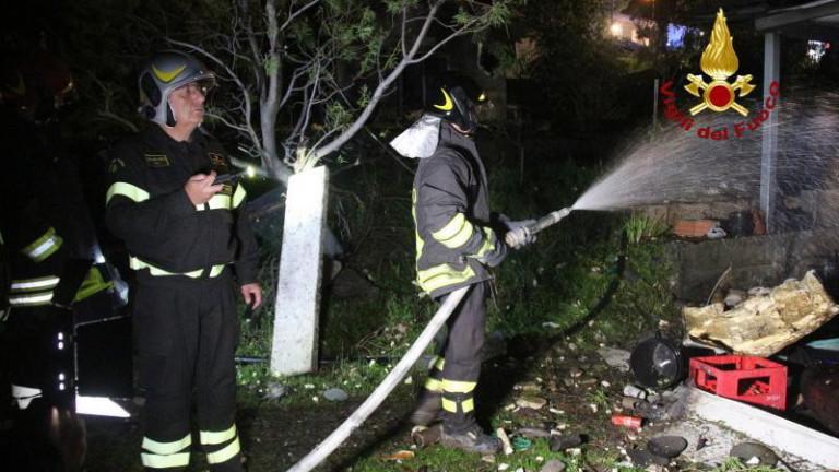 Най-малко четирима души са загинали при експлозия във семейна фабрика