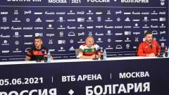Ясен Петров: Искаме да променим много, но тези млади момчета трябва да бъдат подкрепени