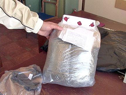 """Откриха над 12 кг марихуана в апартамент в """"Люлин"""""""