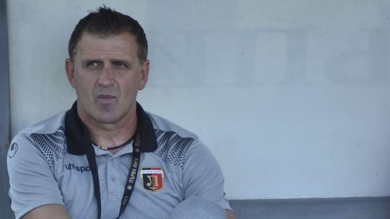 Бруно Акрапович: Бяхме по-качествени от съперника