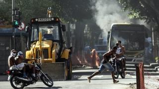 Един убит и трима ранени при престрелка в Рио де Жанейро