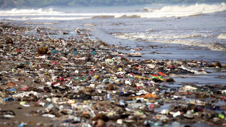 Най-голямото човешко замърсяване на океаните